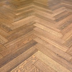 Parquet texture of a room